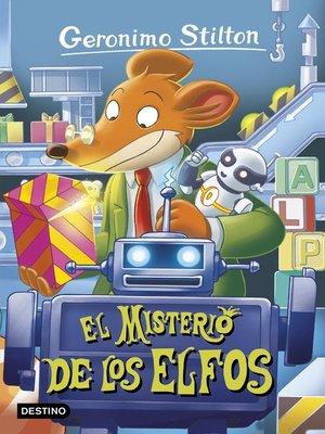 cover image of El misterio de los elfos