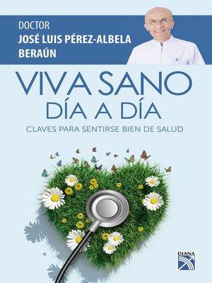 cover image of Viva sano día a día