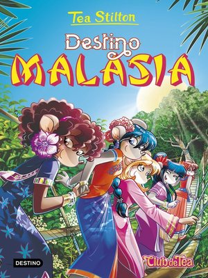 cover image of Destino Malasia