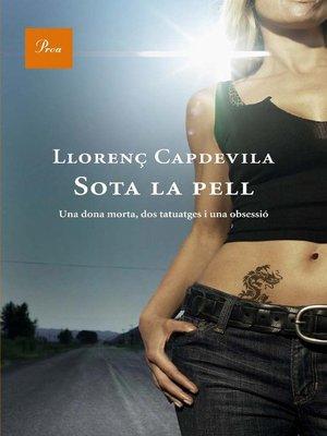cover image of Sota la pell