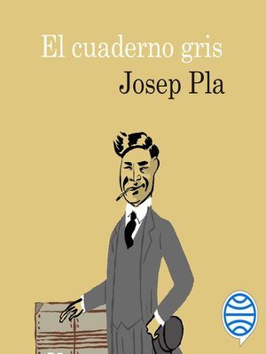 cover image of El cuaderno gris