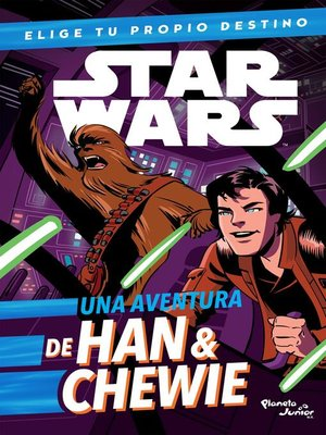 cover image of Star Wars. Han & Chewie