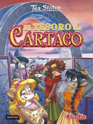 cover image of El tesoro de Cartago