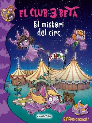 cover image of El misteri del circ