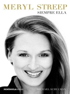 cover image of Meryl Streep