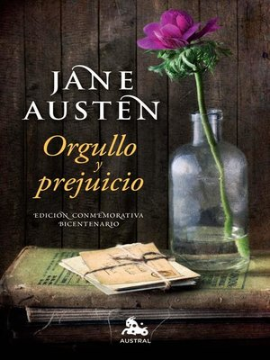 cover image of Orgullo y prejuicio