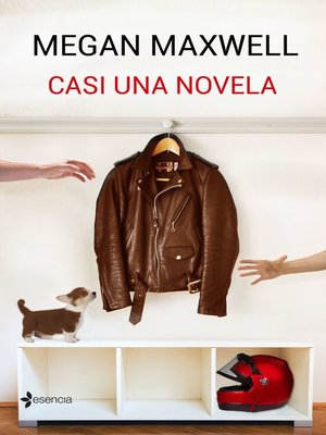 cover image of Casi una novela