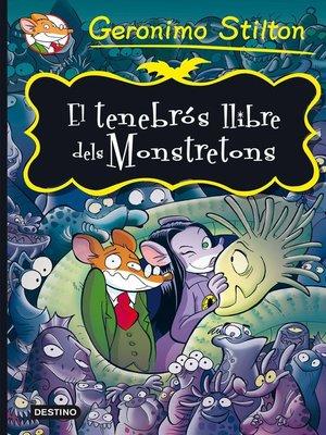 cover image of El tenebrós llibre dels Monstratons