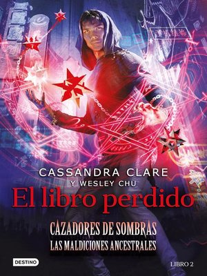 cover image of El libro perdido