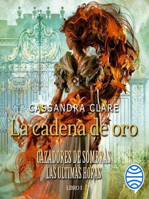 cover image of La cadena de oro