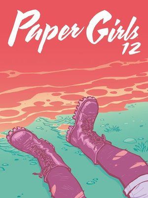 cover image of Paper Girls nº 12