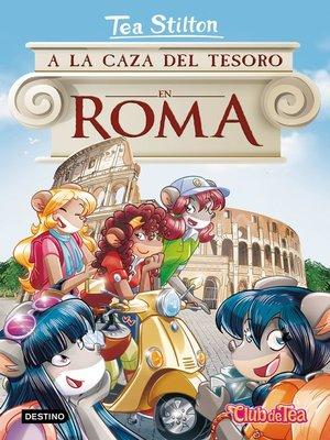 cover image of A la caza del tesoro en Roma