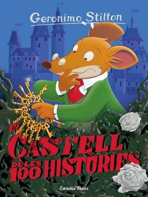 cover image of El castell de les 100 històries