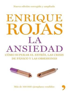 cover image of La ansiedad