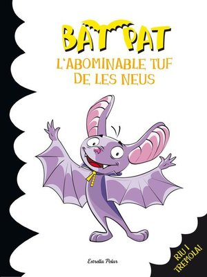 cover image of L'abominable tuf de les neus