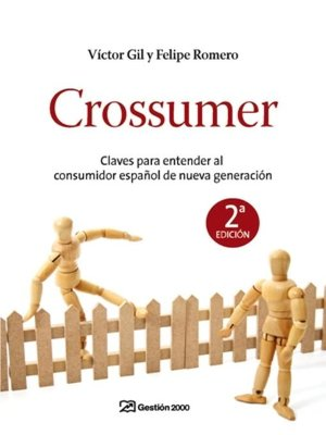 cover image of Crossumer