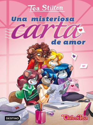 cover image of Una misteriosa carta de amor