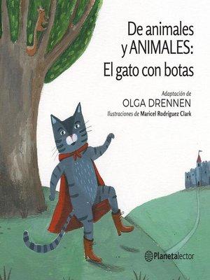 cover image of El gato con botas