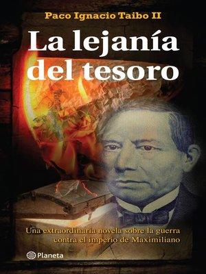 cover image of La lejanía del tesoro