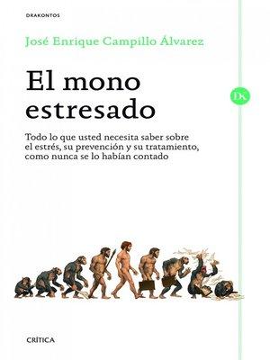 cover image of El mono estresado