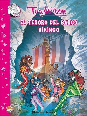 cover image of El tesoro del barco vikingo