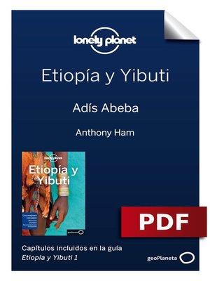 cover image of Etiopía y Yibuti 1. Adís Abeba