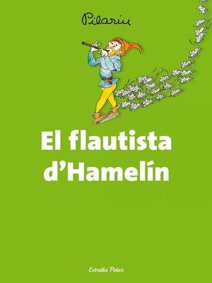 cover image of El flautista d'Hamelín