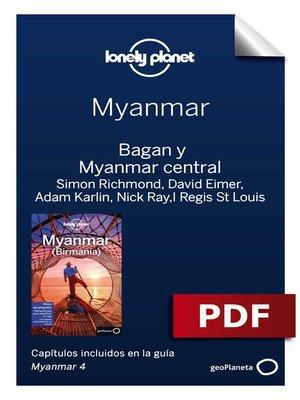 cover image of Myanmar 4. Bagan y Myanmar central