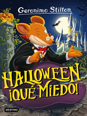 cover image of Halloween... ¡qué miedo!