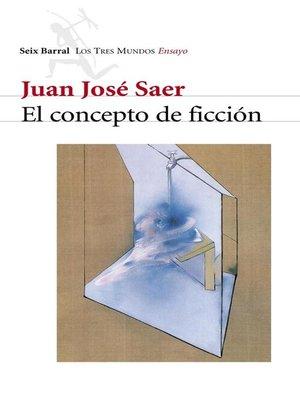 cover image of Concepto de ficción