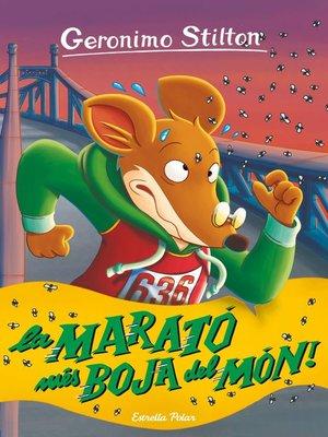 cover image of La marató més boja del món