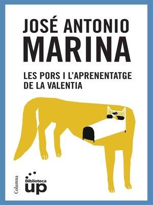 cover image of Les pors i l'aprenentatge de la valentia