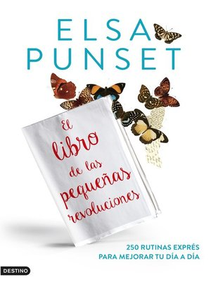 cover image of El libro de las pequeñas revoluciones