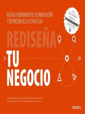 cover image of Rediseña tu negocio