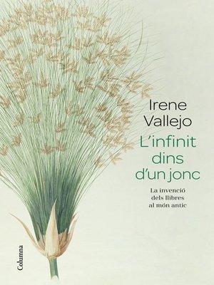 cover image of L'infinit dins d'un jonc