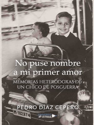 cover image of No puse nombre a mi primer amor