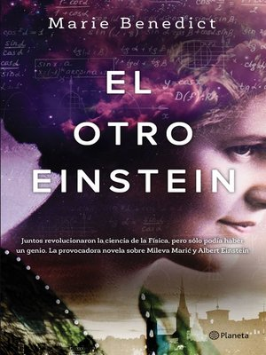 cover image of El otro Einstein