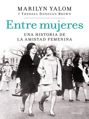 cover image of Entre mujeres