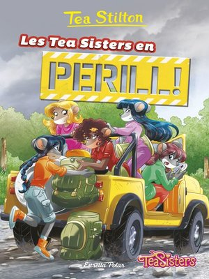 cover image of Les Tea sisters en perill