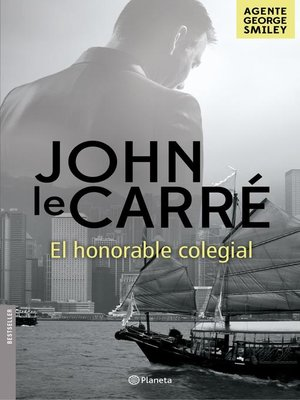 cover image of El honorable colegial