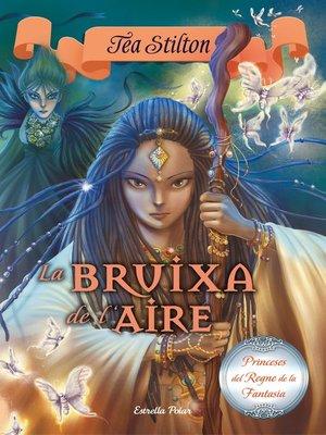 cover image of La Bruixa de l'aire