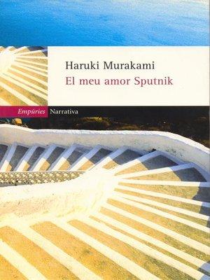 cover image of El meu amor Sputnik