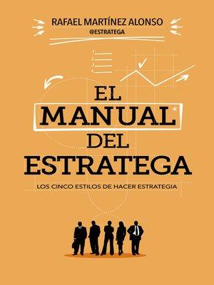 cover image of El manual del estratega