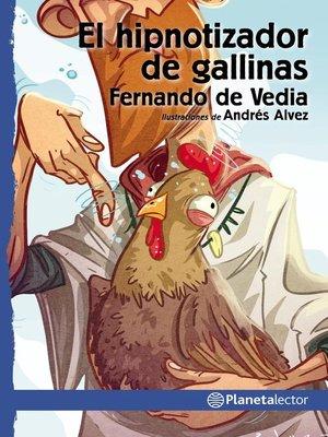cover image of El hipnotizador de gallinas