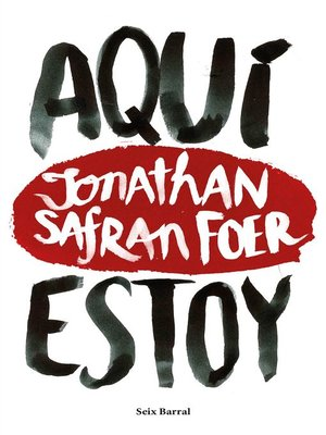 cover image of Aquí estoy