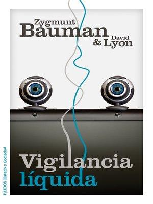 cover image of Vigilancia líquida