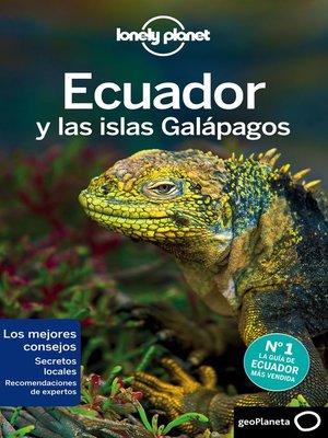 cover image of Ecuador y las islas Galápagos 6