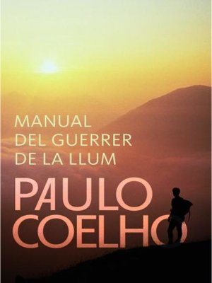 cover image of Manual del guerrer de la llum