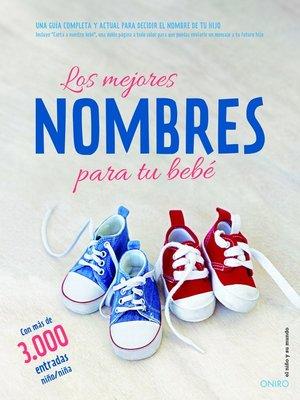 cover image of Los mejores nombres para tu bebé