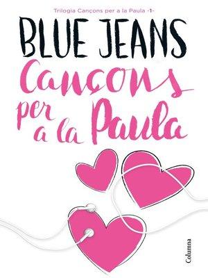 cover image of Cançons per a la Paula